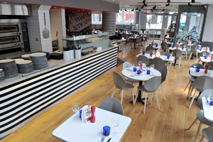 Pizza Express, Royal Festival Hall