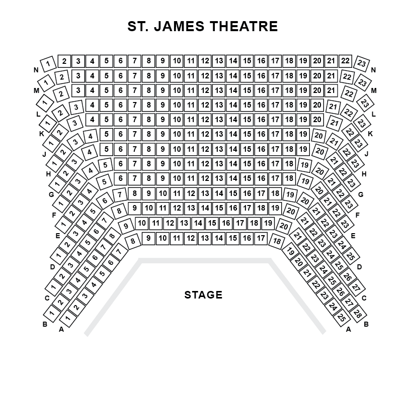 St James Theatre