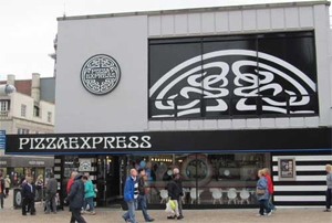 Pizza Express Blackpool