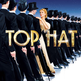 Following its tremendous success in London's West End, Top Hat comes to New Wimbledon Theatre. Book your tickets for this tribute to Hollywood's golden age!