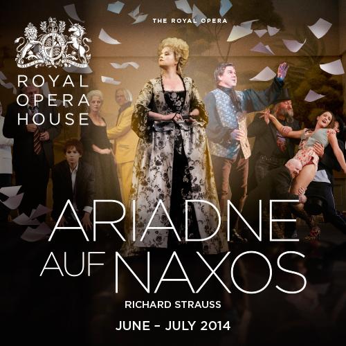 Ariadne auf Naxos kombinerar lekfullt två mycket olika konstformer: tragisk opera och romantisk fars, om konstens roll i samhället. Boka biljetter på nätet.