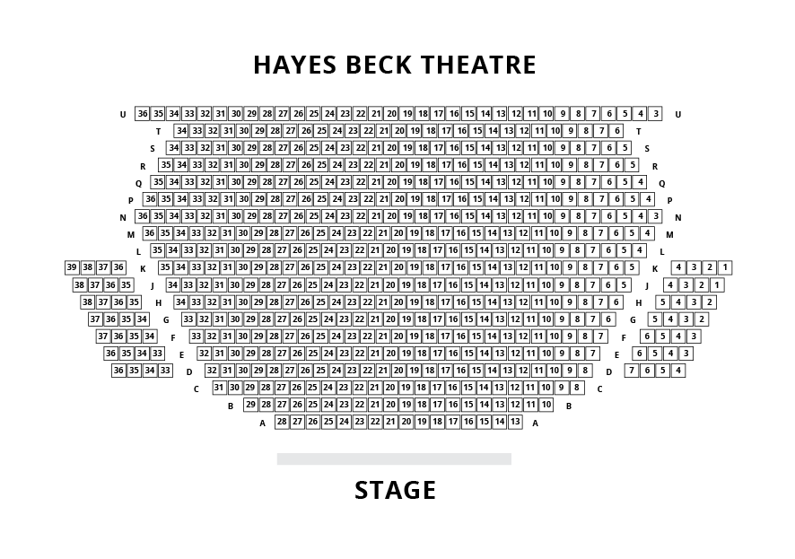 The Beck Theatre, Hayes