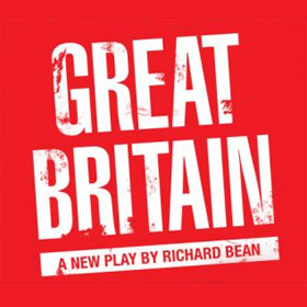 Richard 'One Man, Two Guv'nors' Bean's new play Great Britain is an anarchic satire about the press, the police and the political establishment. Book here!