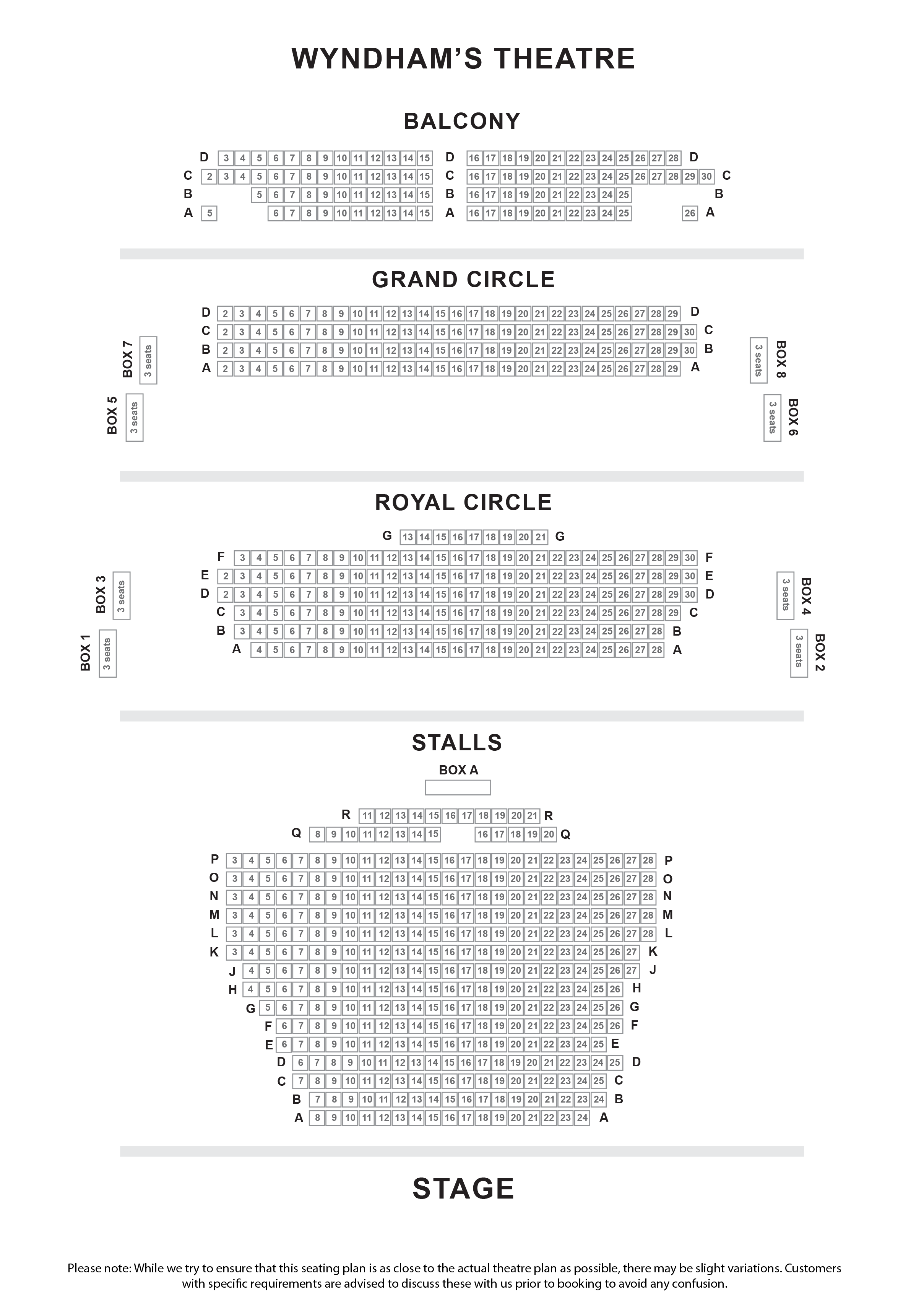 Wyndham's Theatre