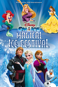Disney On Ice - Magical Ice Festival Wembley