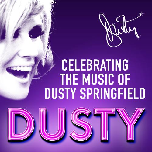 """Dusty är än ny, multi-media """"fusion musical"""" i London! Dusty är musikalen och hyllningen till Dusty Springfields karriär. Boka biljetterna här!"""