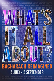 What's it all about? Bacharach