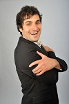 Patrick Monahan - Hug Me I Feel Good - Udderbelly