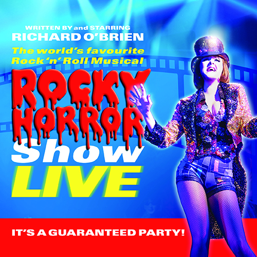 The Rocky Horror Show, the world's favourite rock 'n' roll musical is set to thrill London once again when it comes to the Playhouse Theatre for an exclusive 11 performances during September 2015!