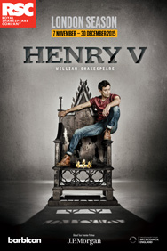 Henry V - Barbican Theatre