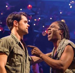 Miss Saigon, Boublil & Schönberg's classic musical is back in Londons West End. Book tickets for Miss Saigon the musical in London in this up-to-date version!