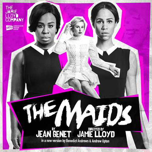 Book tickets for the UK premiere of this contemporary adaptation of Jean Genet's masterpiece, The Maids – not seen in the West End for twenty years.