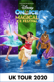 Disney on Ice presents Magical Ice Festival - Leeds