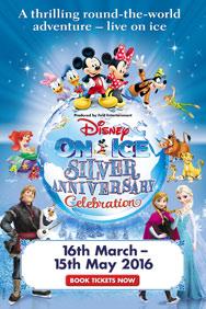 Disney on Ice presents Silver Anniversary: Birmingham