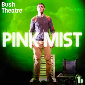 Who wants to play war? Pink Mist tells the story of three young Bristol men deployed to Afghanistan. Book your tickets to Pink Mist in London here!