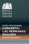 Mixed Ballet: Concerto, Las Hermanas & Requiem