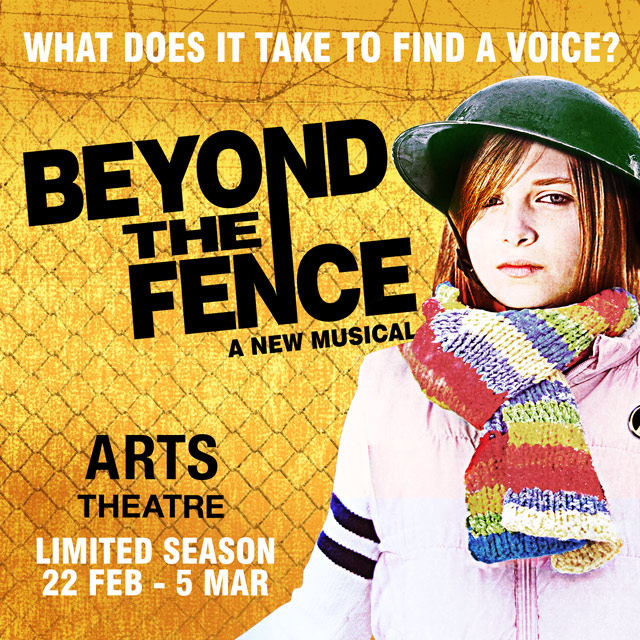 Beyond the Fence marks a new dawn in the evolution of musical theatre. Book tickets for Beyond the Fence the Musical in London here!