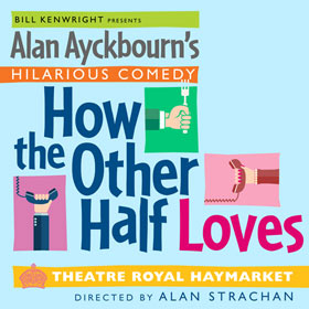 Alan Ayckbourn's farcical tale of matrimonial mishaps, How The Other Half Loves receives its first major West End revival this spring. Tickets for How The Other Half Loves can be booked here!