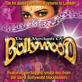 The Merchants of Bollywood is a riot of swirling colours and sensational dance numbers. Book your tickets from home and get great seats!