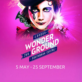 Welcome to the world premiere of The Raunch at London Wonderground! Saddle up for the most fun you'll have in London this summer.
