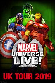 Marvel Universe LIVE! - Manchester