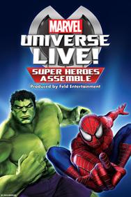 Marvel Universe Live - Nottingham