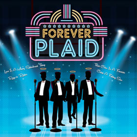 Join the boys of Forever Plaid on a humorous journey through some of the greatest close-harmony songs of the 50's. Book your tickets now!