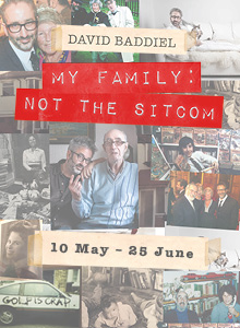 David Baddiel: My Family - Not The Sitcom