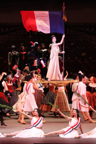 The Flames of Paris- Bolshoi Ballet