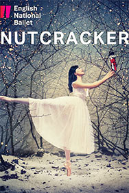 Tickets to Nutcracker - English National Ballet