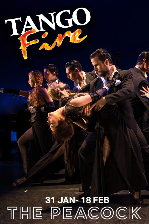 Tango Fire: Flames of Desire