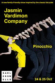 Pinocchio - Jasmin Vardimon Company