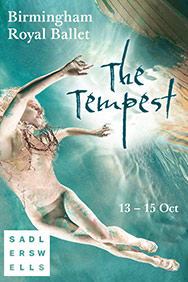 The Tempest - Birmingham Royal Ballet