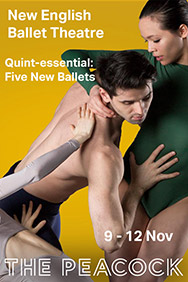 New English Ballet Theatre: Quint-essential