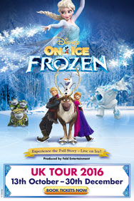 Disney On Ice presents Frozen - Sheffield
