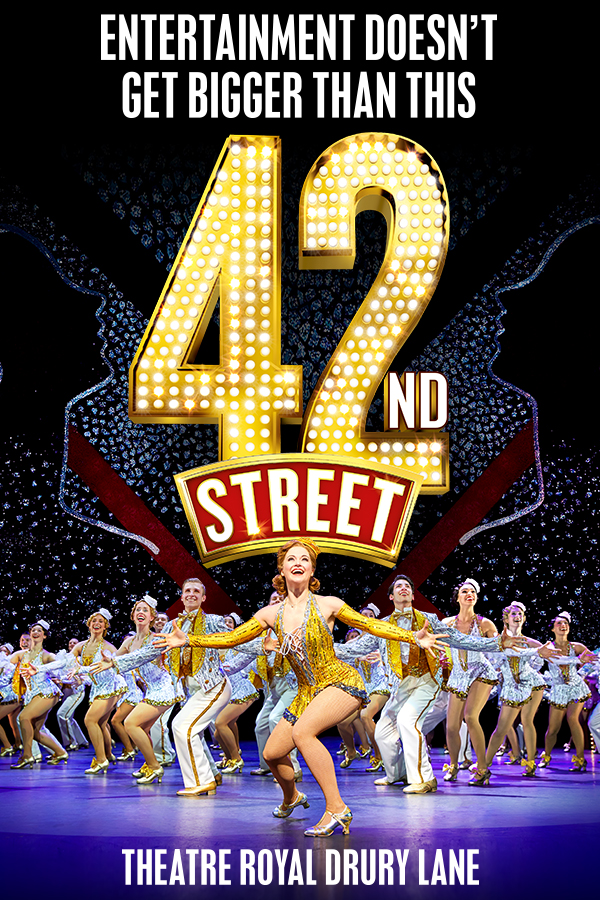 Tickets to 42nd Street