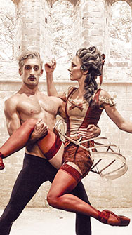 Casanova - Northern Ballet