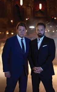 Michael Ball and Alfie Boe Together Again - Shrewsbury