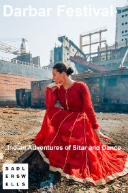 Darbar Festival - Indian Adventures of Sitar & Dance