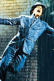 Singin In The Rain On Screen
