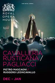 Cavalleria Rusticana and Pagliacci - Mixed Programme