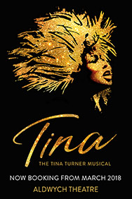 Tickets to Tina - The Tina Turner Musical