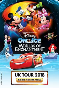 Disney On Ice: Worlds of Enchantment - Nottingham