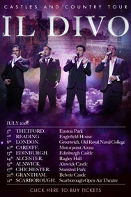 Il Divo: London
