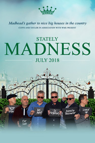 Madness Tour: Stratford Upon Avon
