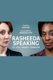 Rasheeda Speaking