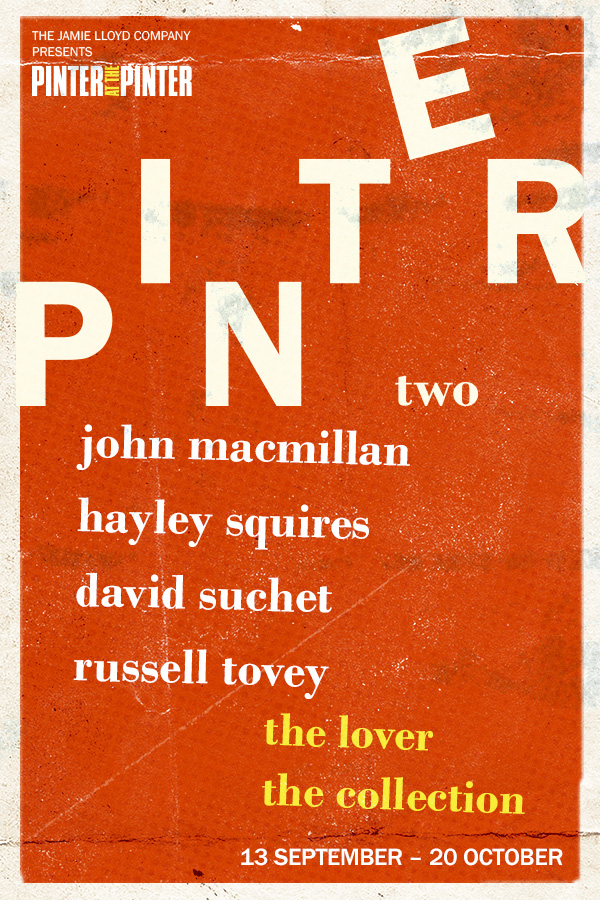 Pinter Two: The Lover / The Collection