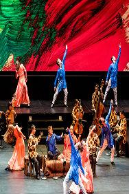 Mark Morris Dance Group and The Silk Road Ensemble: Layla and Majnun