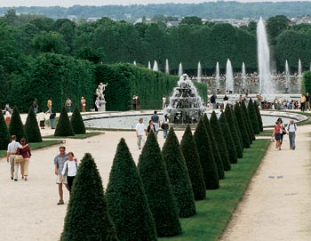 Versailles: Guided tour w. skip the line