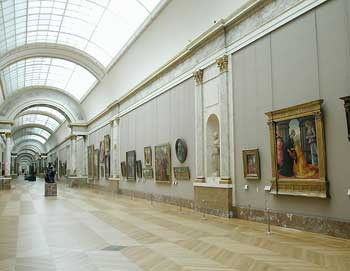 Louvre on your own
